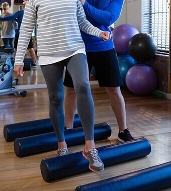 Balance Disorders and Gait Training